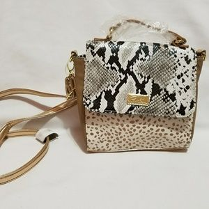 Beautiful small Luv Betsey Crossbody purse